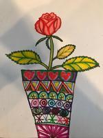 Fit200 flower vaze