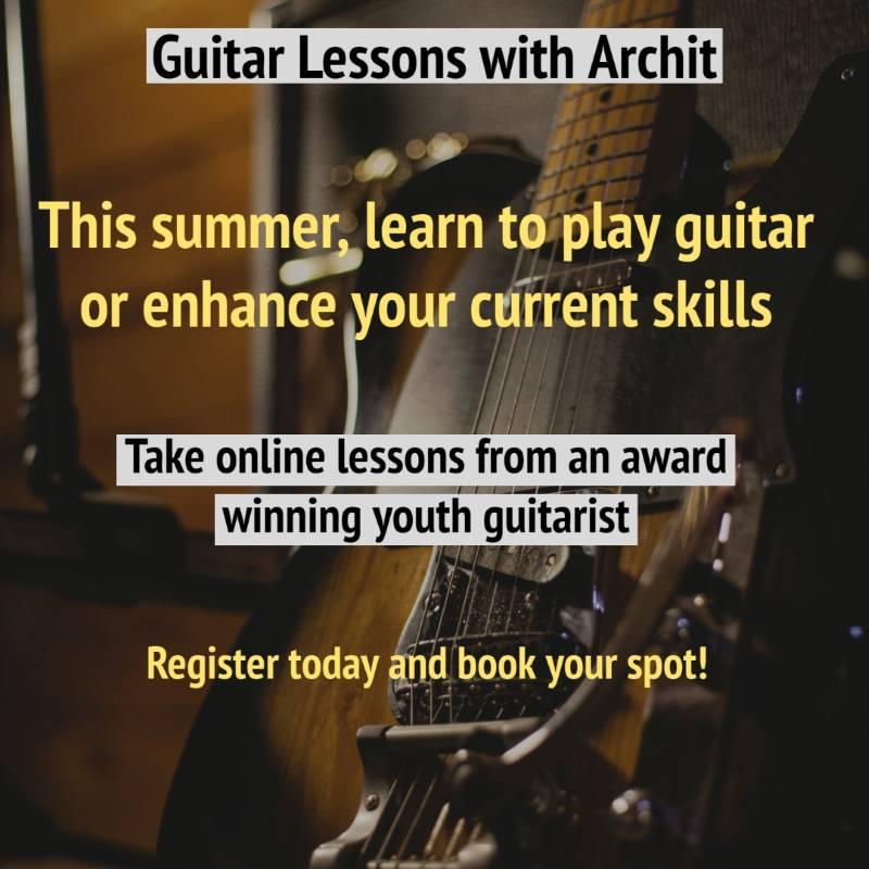 Guitar archit