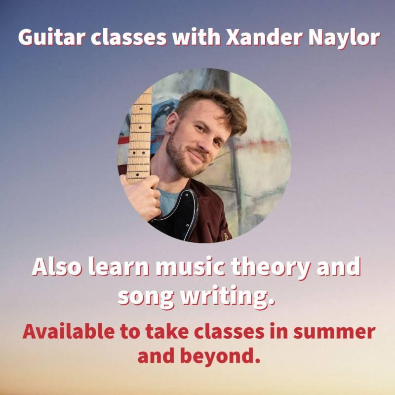 Xander classes 1
