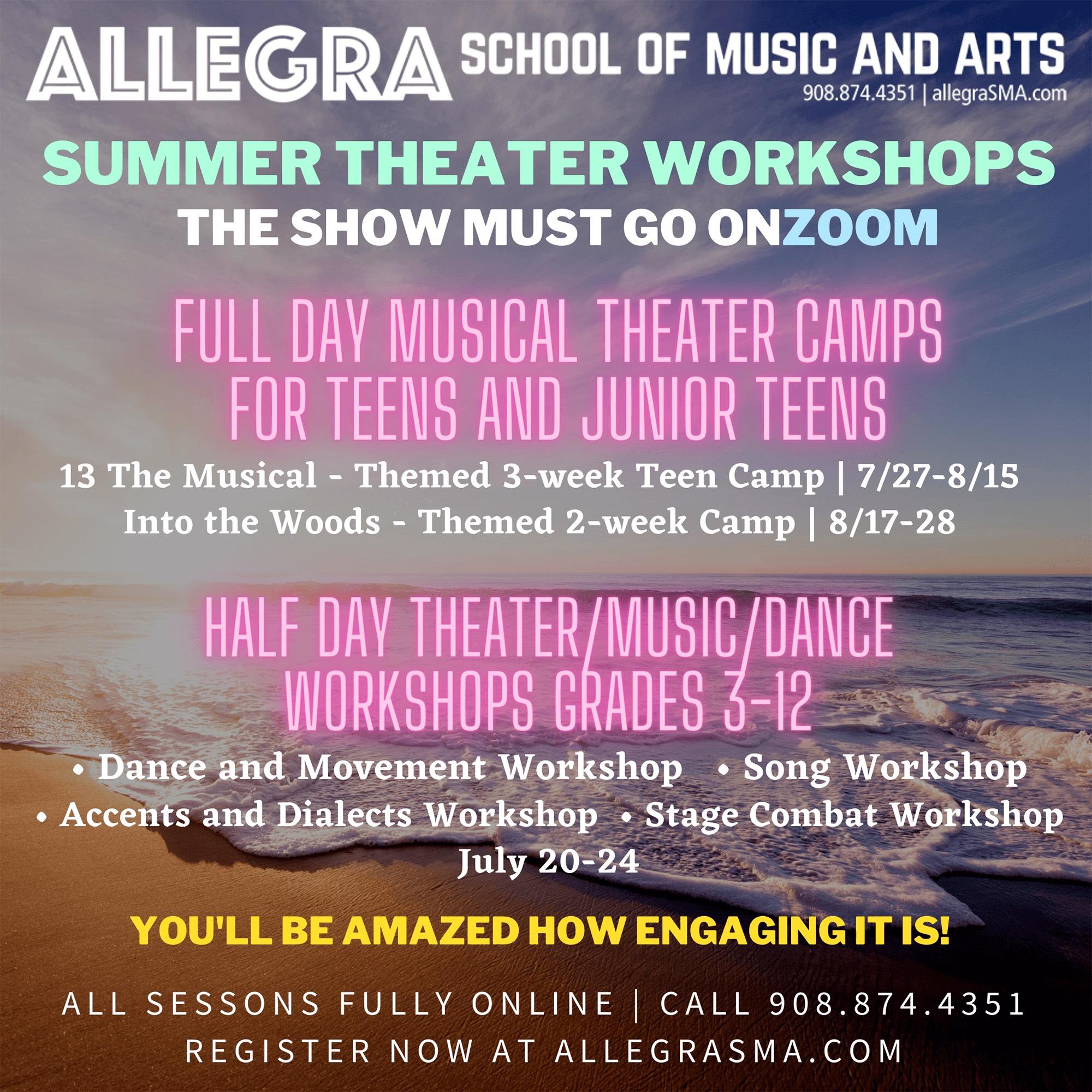 Summer 2020 workshops small