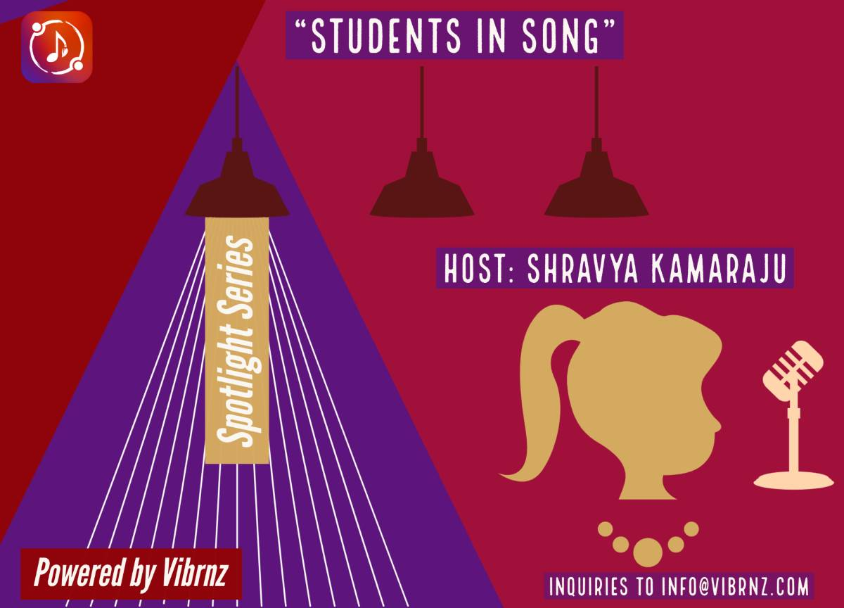 Students in song flyer 2