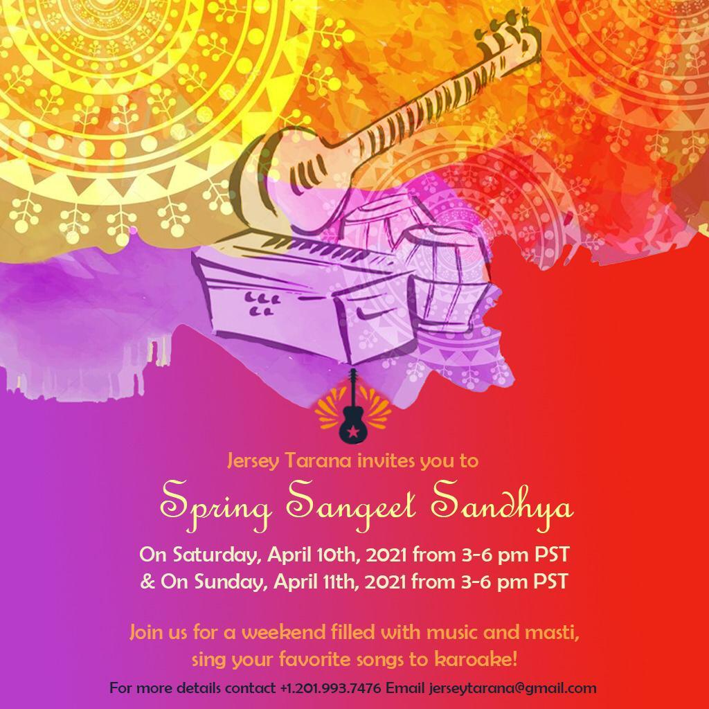 Sangeet concert