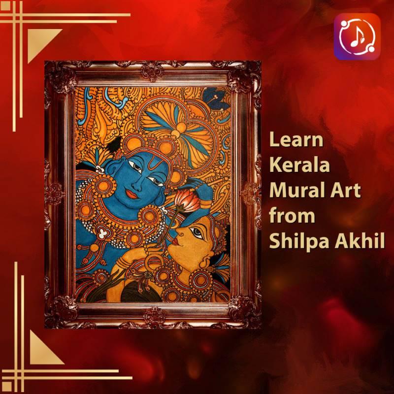 Kerala art flyer 2