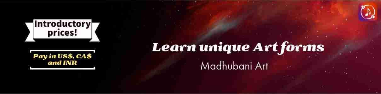 Low qual madhubani art banner 1